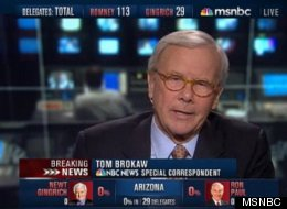 Tom Brokaw Santorum