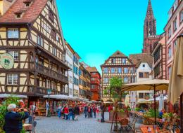 Eine Flusskreuzfahrt nach Straßburg