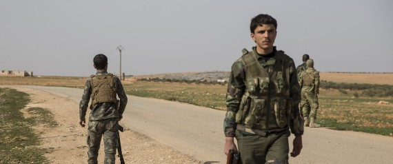 EUPHRATES SHIELD SOLDIERS