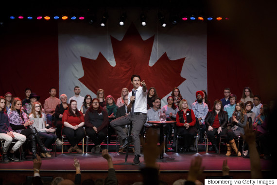 justin trudeau town hall
