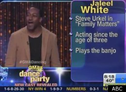 WATCH: Jimmy Kimmel Mocks New 'DWTS' Cast