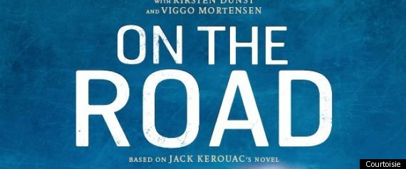 On The Road Affiche Film