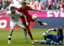 Bayern München - Frankfurt im Live-Stream: Bundesliga online sehen, so geht's - Video