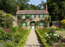 Laura, Emily und Clara bringen die englische Gartenkultur direkt nach Hause