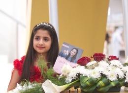 عمرها 10 سنوات وألَّفت كتابين.. هذه قصة السعودية فجر التي تحارب السرطان والعنف ضد الأطفال