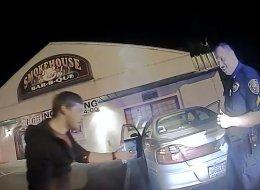 قدَّم عرضاً بهلوانياً للشرطة ليثبت أنه ليس مخموراً.. هذا كان مصيره!