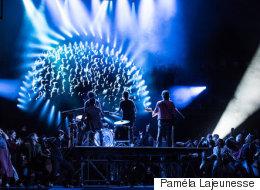 À l'opéra de Montréal, «The Wall» triomphe là où l'idée a germé