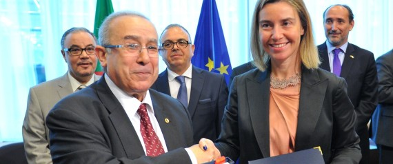 ALGERIA EUROPEAN UNION