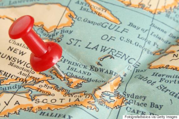 charlottetown map