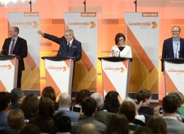 NDP Needs A Leader That Stands Out To Stand Up To Trudeau