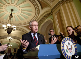 Harry Reid Mocks His Own Chamber