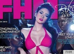 Does This Magazine Cover Go Too Far? FHM 'Racist' Cover Gets Nixed After Readers Complain