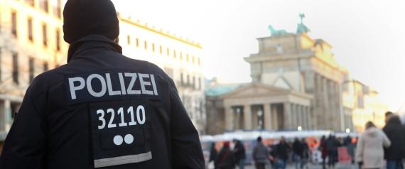 POLIZIST BERLIN