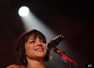 Norah Jones Happy Pills