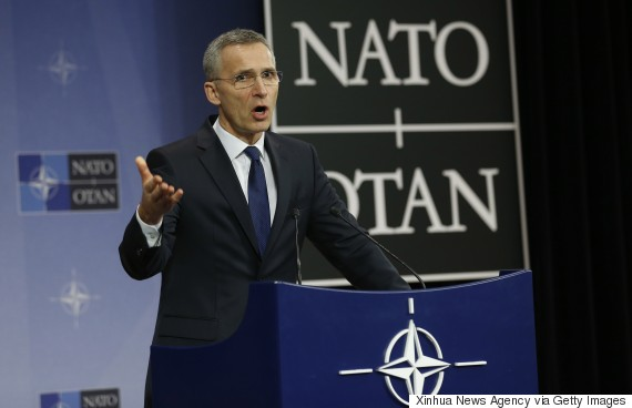 Defense spending by European NATO allies inches up in 2016