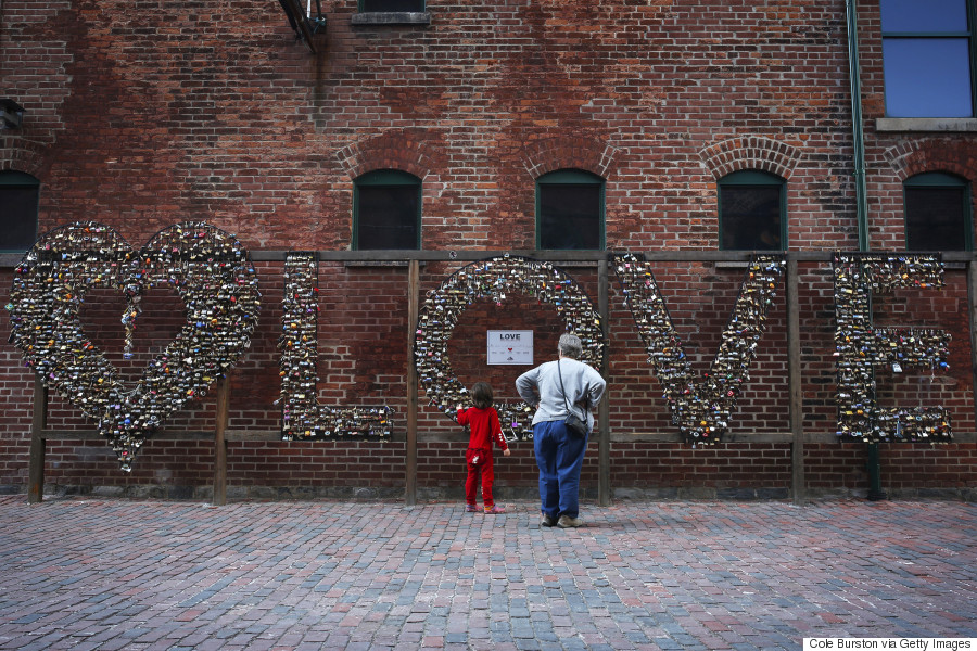 distillery district love