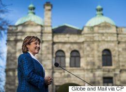 B.C. Premier Vows To End Mandatory High Heels In Workplaces