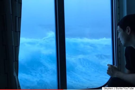cruise storm