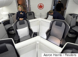 Air Canada Now Lets Customers Bid For A Fancier Seat