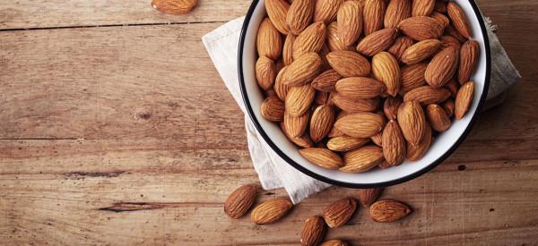 mandeln almonds