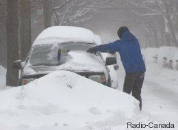 L'une des pires tempêtes de l'hiver sème le chaos