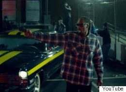 Snoop Criticized For Shooting Toy Gun At Fake Trump In Canadian Video
