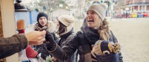 Winter Children Quebec