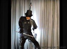 Êtes-vous prêts pour le violon... humain?