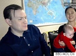 'Yes, I Was Wearing Pants,' Dad From Viral BBC Interview Confirms