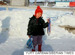 4-Year-Old Hikes 3 Hours In Siberian Forest To Help Dying Grandma