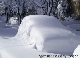 Conseils pratiques pour sortir son auto d'un banc de neige
