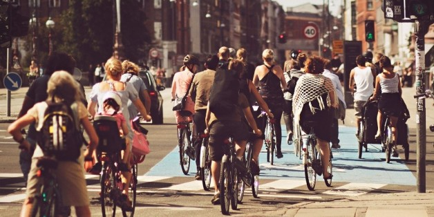 kopenhagen fahrräder