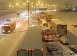 Tempête sur l'Est du Canada: 6 victimes jusqu'ici