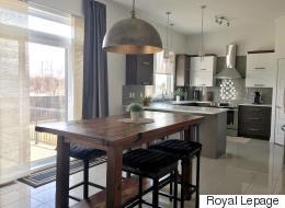 La maison de David Desharnais est à vendre