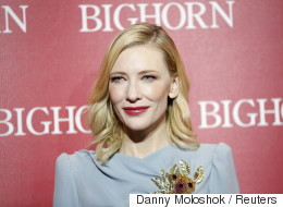 Cate Blanchett Doesn't Care What You Think Of Her Daughter's Boy Clothes