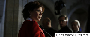 CHRISTY CLARK SPEAK