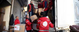 SYRIAN ARAB RED CRESCENT