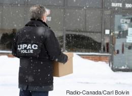 L'UPAC frappe dans une entreprise informatique de Québec
