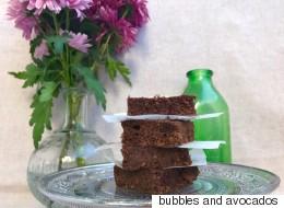 Σοκολατένια κεκάκια χωρίς ζάχαρη