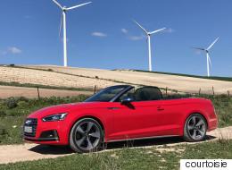 Premier contact Audi A5 et S5 Cabriolet 2018 : pour le design et le soleil