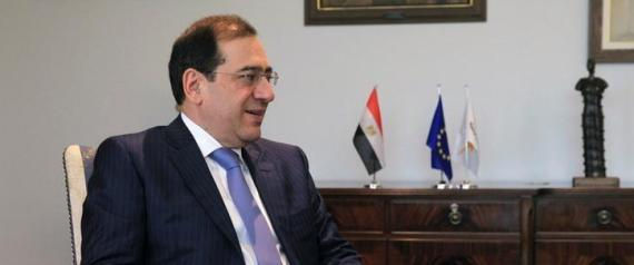 EGYPTIAN MINISTER OF PETROLEUM