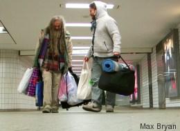 Das ist passiert, als ich einem Obdachlosen in Hamburg eine Unterkunft verschaffen wollte