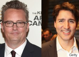 That One Time Matthew Perry Beat Up Justin Trudeau