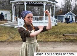 The New 'Anne Of Green Gables' Is Super Dark, Feminist
