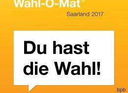 Wahl-O-Mat zu Saarland 2017: Welche Partei zu euch passen könnte