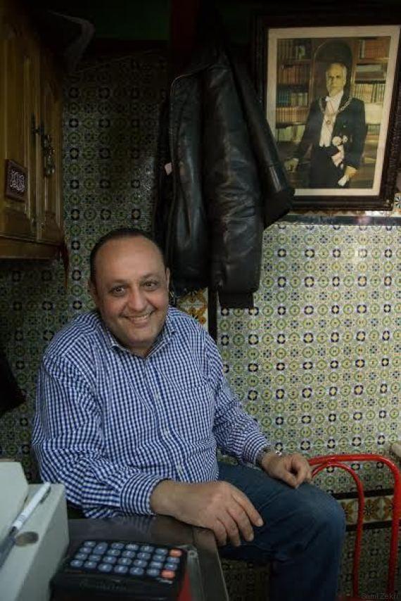 restaurant tunisie