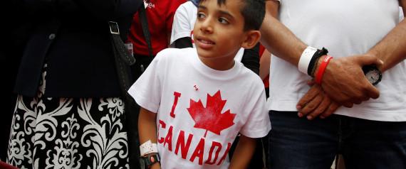 CANADA SYRIAN