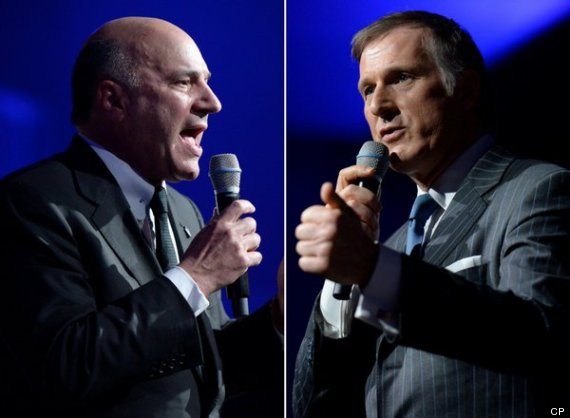 Kevin O'Leary alleges 'fraud,' 'vote-rigging' in Tory leadership race