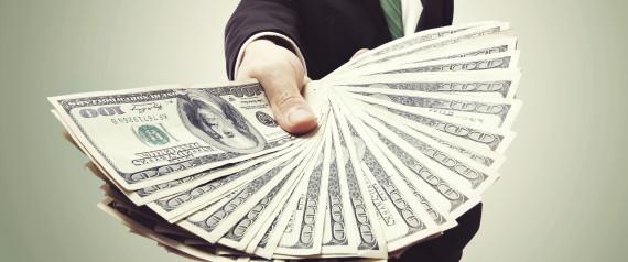 MONEY GIVING