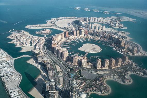 qatar view